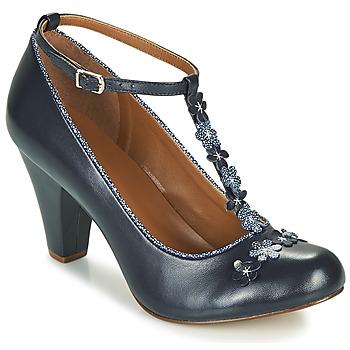 kengät Naiset Korkokengät Cristofoli JULY Sininen