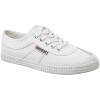 kengät Miehet Tennarit Kawasaki Original canvas Valkoinen