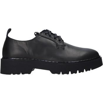 kengät Miehet Derby-kengät OXS OXM101400 Musta