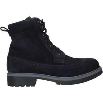kengät Miehet Bootsit NeroGiardini I001861U Sininen