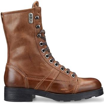 kengät Naiset Nilkkurit OXS OXS101167 Ruskea