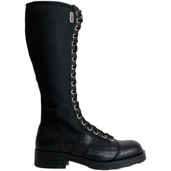 kengät Naiset Bootsit OXS OXS101168 Musta