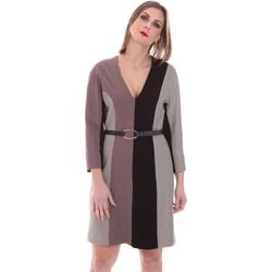 vaatteet Naiset Lyhyt mekko Nenette 26BB-ARAS Harmaa