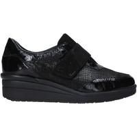 kengät Naiset Mokkasiinit Susimoda 8091 Musta