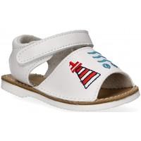 kengät Tytöt Sandaalit ja avokkaat Bubble 54800 white