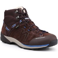 kengät Miehet Vaelluskengät Garmont Santiago GTX 481240-217 brown