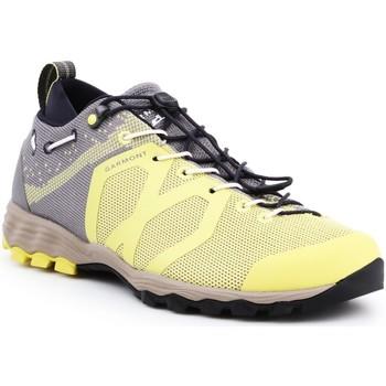kengät Naiset Vaelluskengät Garmont Agamura Knit WMS 481036-605 yellow, grey