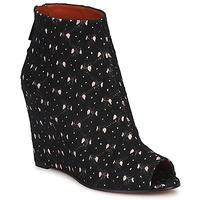 kengät Naiset Nilkkurit Missoni VM014 Musta