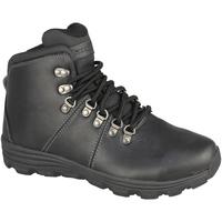 kengät Miehet Työ ja turvakengät Skechers Format Edgin Musta