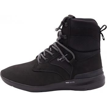 kengät Miehet Bootsit Pepe jeans Wade Combat Musta
