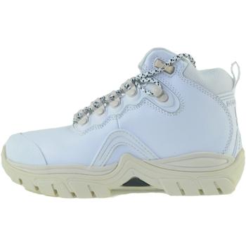 kengät Naiset Korkeavartiset tennarit DC Shoes Navigator Valkoinen