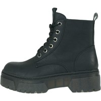 kengät Naiset Bootsit Wrangler Piccadilly Mid Musta