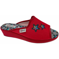 kengät Naiset Sandaalit Cristina CRI47ross rosso