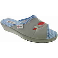 kengät Naiset Sandaalit Cristina CRI51gri grigio