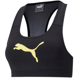 vaatteet Naiset Urheiluliivit Puma Mid Impact Musta