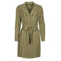 vaatteet Naiset Lyhyt mekko Ikks BS30055 Khaki