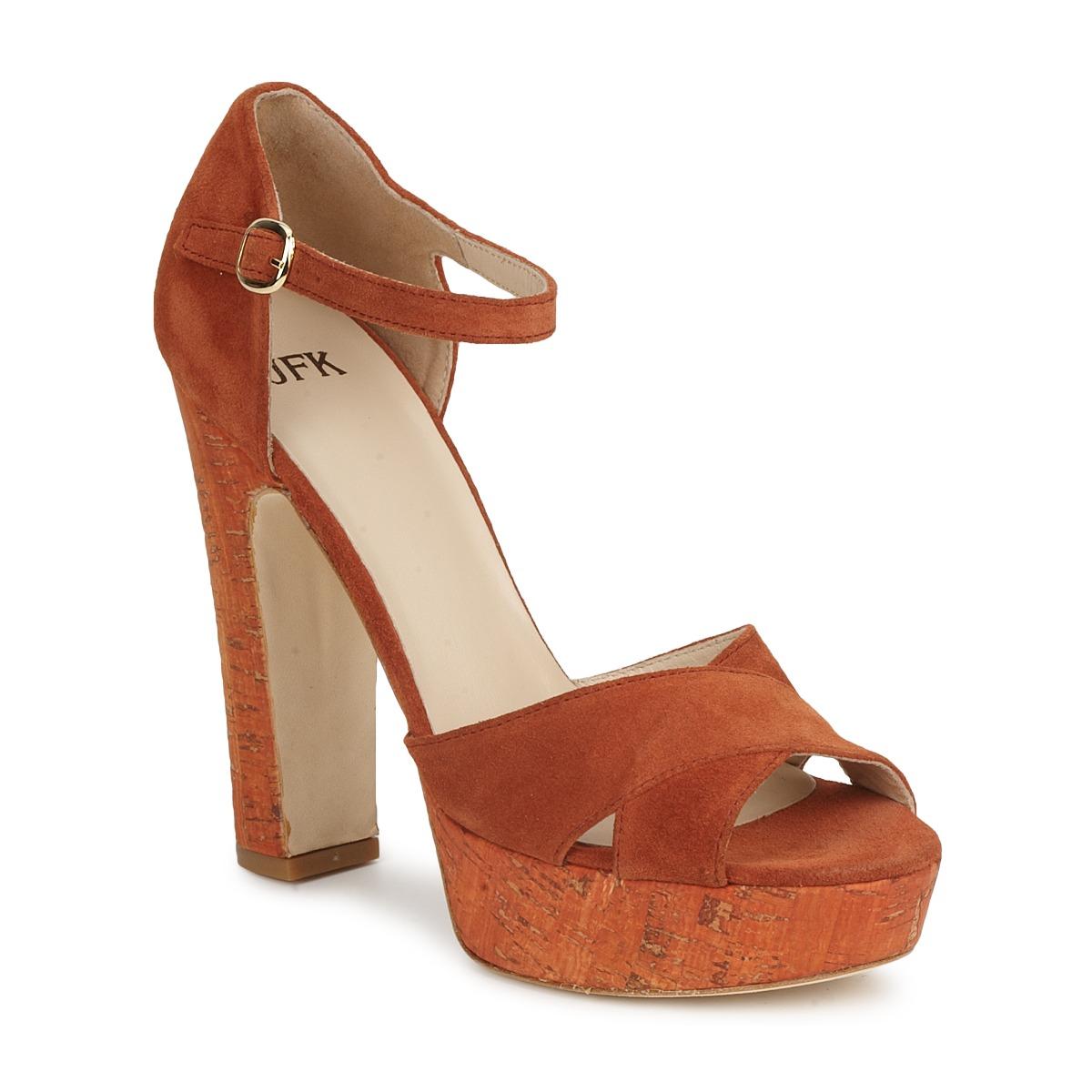 Sandaalit JFK  Orange