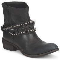 kengät Naiset Bootsit Strategia GRONI Musta