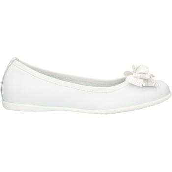 kengät Tytöt Balleriinat NeroGiardini E031401F White