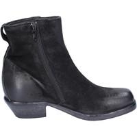 kengät Naiset Nilkkurit Moma BJ652 Musta