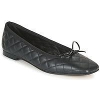 kengät Naiset Balleriinat JB Martin PASSION Musta
