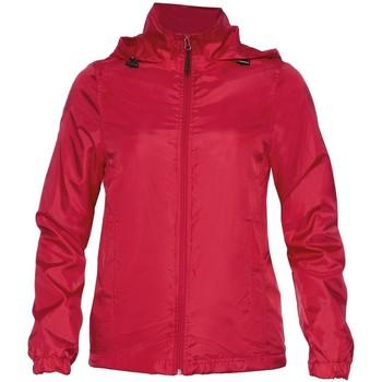 vaatteet Naiset Takit Gildan WR800L Red