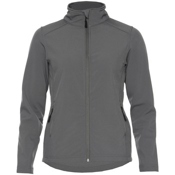 vaatteet Naiset Takit Gildan GH115 Charcoal