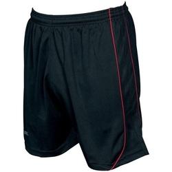 vaatteet Shortsit / Bermuda-shortsit Precision  Black/Red