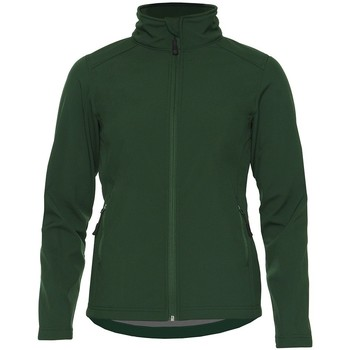 vaatteet Naiset Takit Gildan GH115 Forest Green