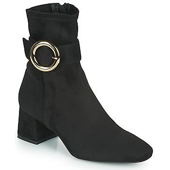 kengät Naiset Bootsit JB Martin ADORABLE Musta
