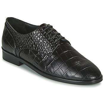 kengät Naiset Derby-kengät JB Martin EPATANT Musta