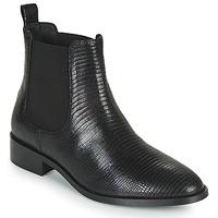 kengät Naiset Bootsit JB Martin ATTENTIVE Musta