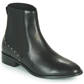 kengät Naiset Bootsit JB Martin ANGE Musta
