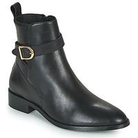 kengät Naiset Bootsit JB Martin AGREABLE Musta