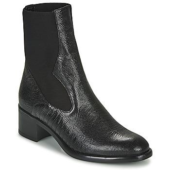 kengät Naiset Bootsit JB Martin ORIGAN Musta