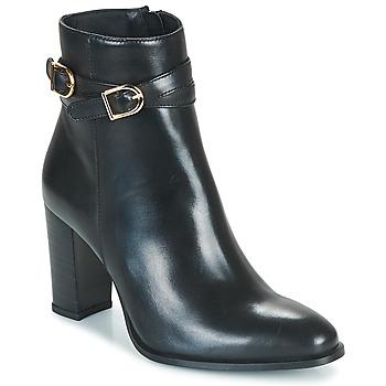 kengät Naiset Bootsit JB Martin ACTIVE Musta