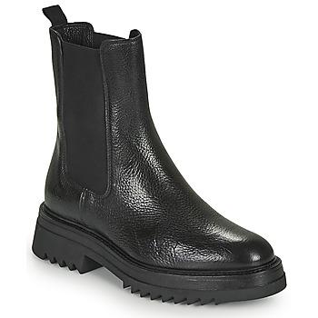 kengät Naiset Bootsit JB Martin OPTIMISTE Musta