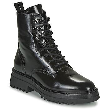 kengät Naiset Bootsit JB Martin OURAGAN Musta