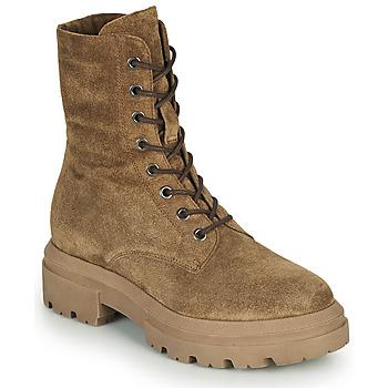 kengät Naiset Bootsit JB Martin ORIGINAL Beige