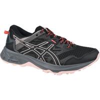 kengät Naiset Juoksukengät / Trail-kengät Asics Gel-Sonoma 5 Noir