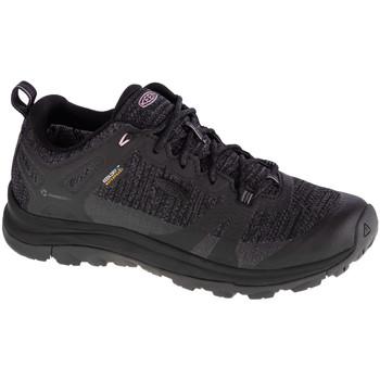 kengät Naiset Vaelluskengät Keen W Terradora II WP Noir