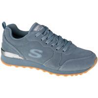 kengät Naiset Matalavartiset tennarit Skechers OG 85-Suede Eaze 155286-SLT Bleu