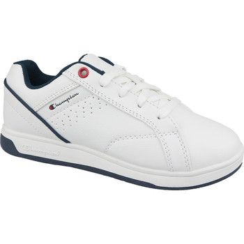 kengät Lapset Matalavartiset tennarit Champion Ace Court Tennis As Blanc