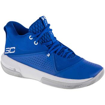 kengät Miehet Koripallokengät Under Armour SC 3Zero IV Bleu