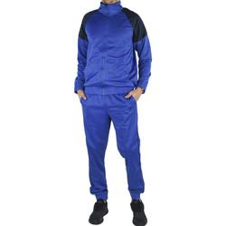 vaatteet Miehet Verryttelypuvut Kappa Ulfinno Training Suit Bleu