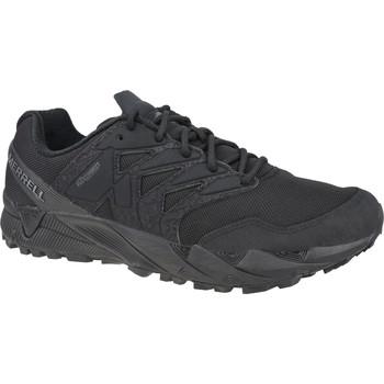 kengät Miehet Vaelluskengät Merrell Agility Peak Tactical Noir