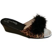 kengät Naiset Sandaalit Milly MILLY102CIGNOanim nero