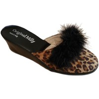 kengät Naiset Sandaalit Milly MILLY300CIGNOanimal nero