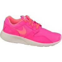 kengät Naiset Matalavartiset tennarit Nike Kaishi Gs 705492-601 Orange,Pink