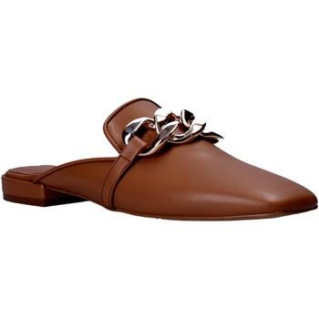 kengät Naiset Puukengät Grace Shoes 866005 Ruskea